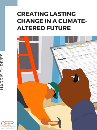 Creating Lasting Change in a Climate-Alt