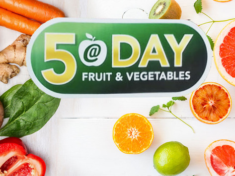Five A Day Fruit & Vegetables