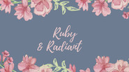 Ruby and Radiant