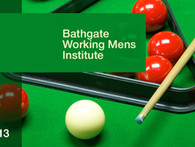 Bathgate Working Mens' Institute