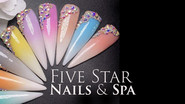 Five Star Nails and Spa