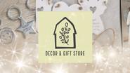 Decor & Gift Store