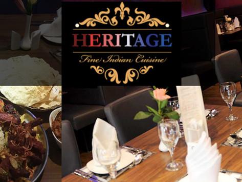Heritage - Fine Indian Cuisine