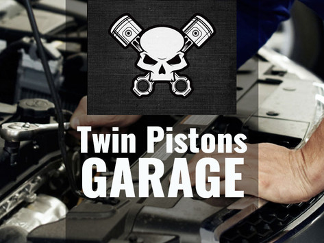 Twin Piston Garage