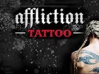 Affliction Tattoo