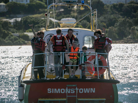 An afternoon with the NSRI