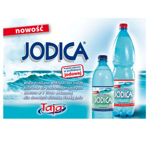 Mineralwasser, Plakat