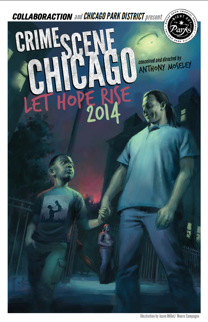 Crime Scene: Let Hope Rise 2014