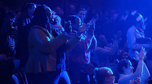 audience clapping at KKC encounter 2019.