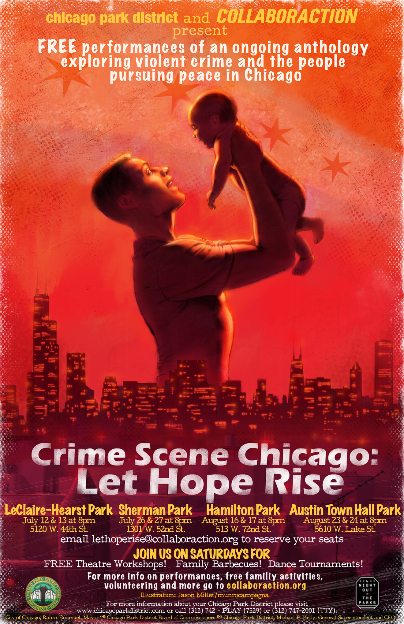 Crime Scene: Let Hope Rise 2013
