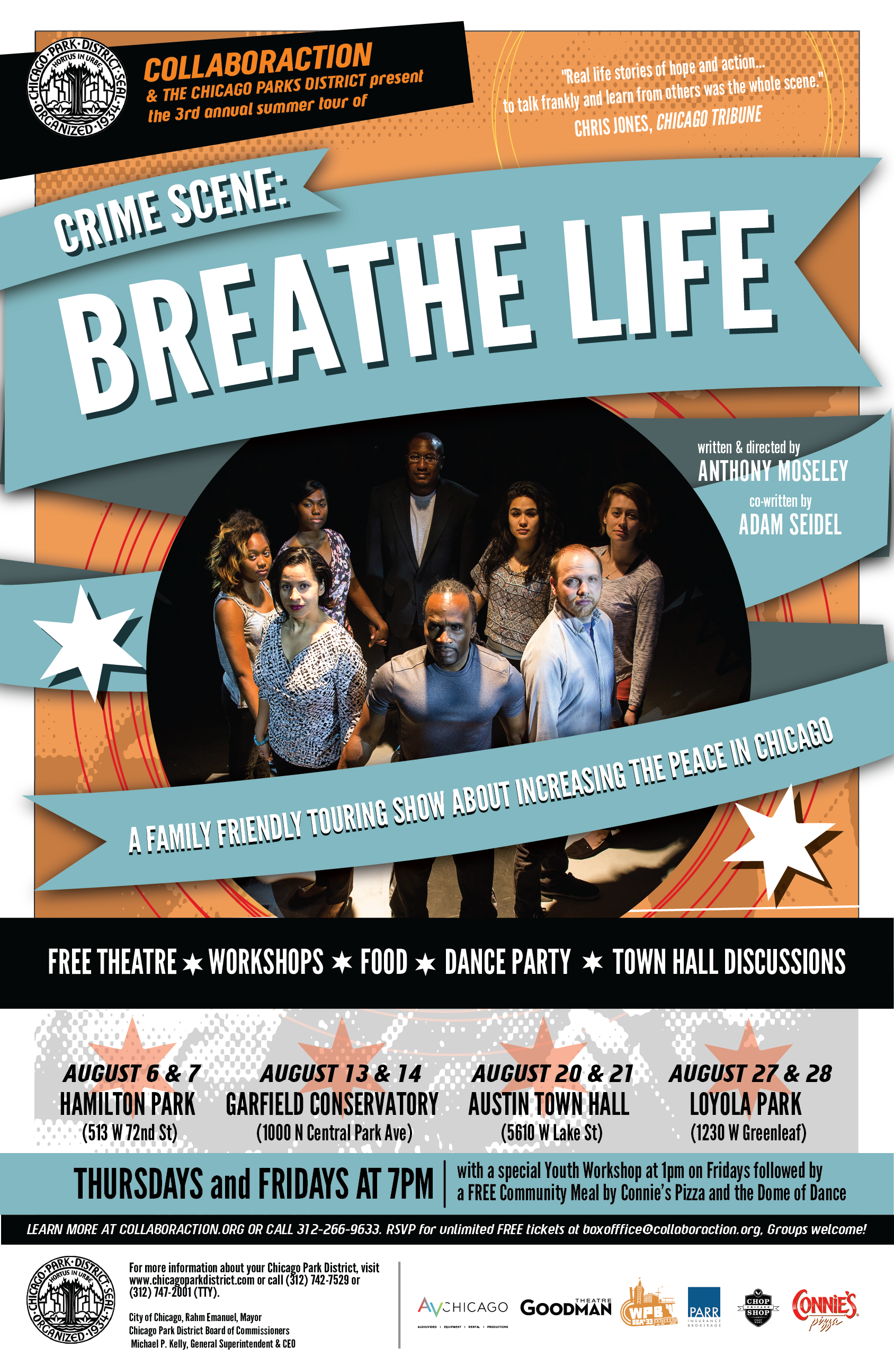 Crime Scene: Breathe Life 2015