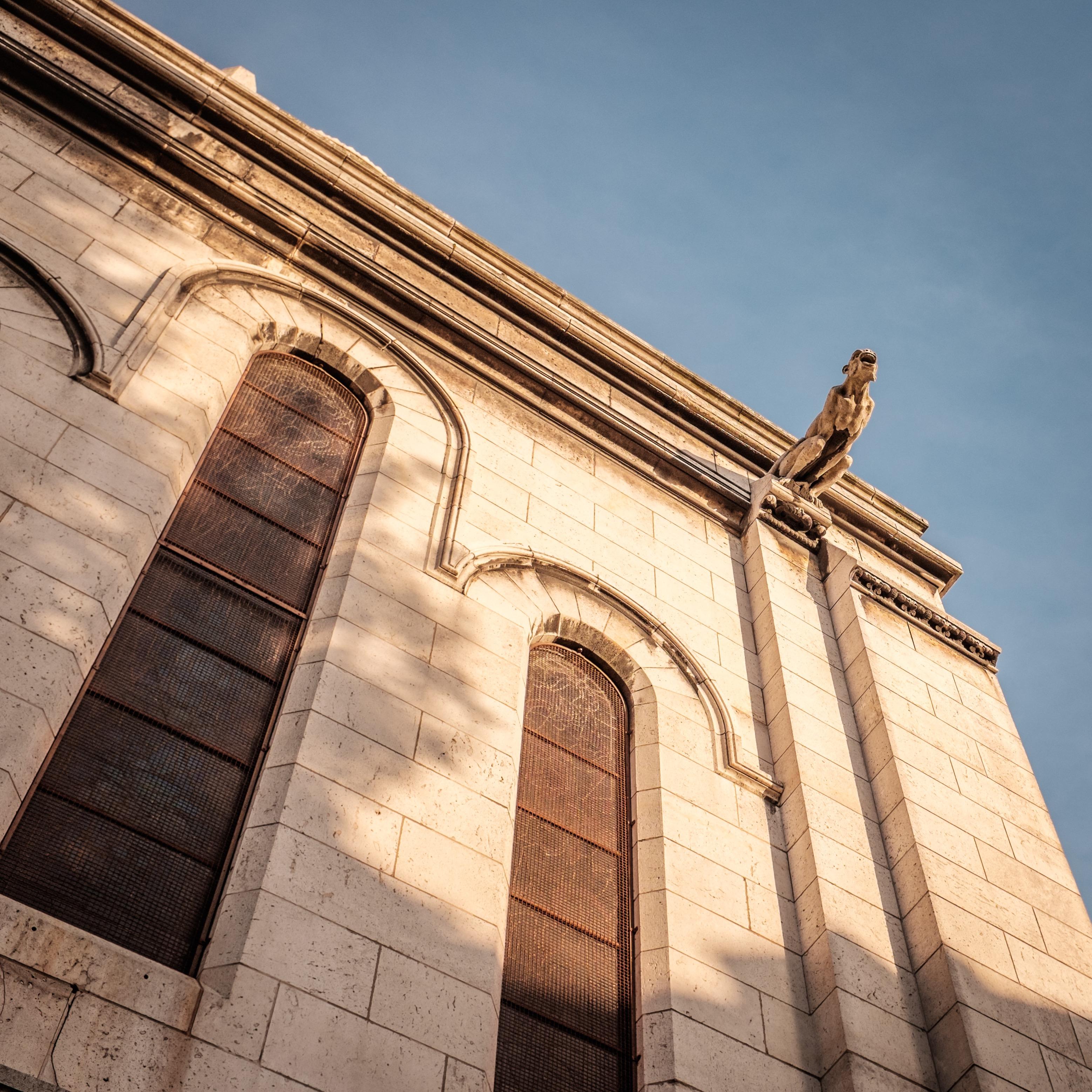 Sacré Coeur, Paris, France