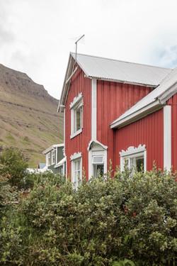 Seidisfjordur, Iceland