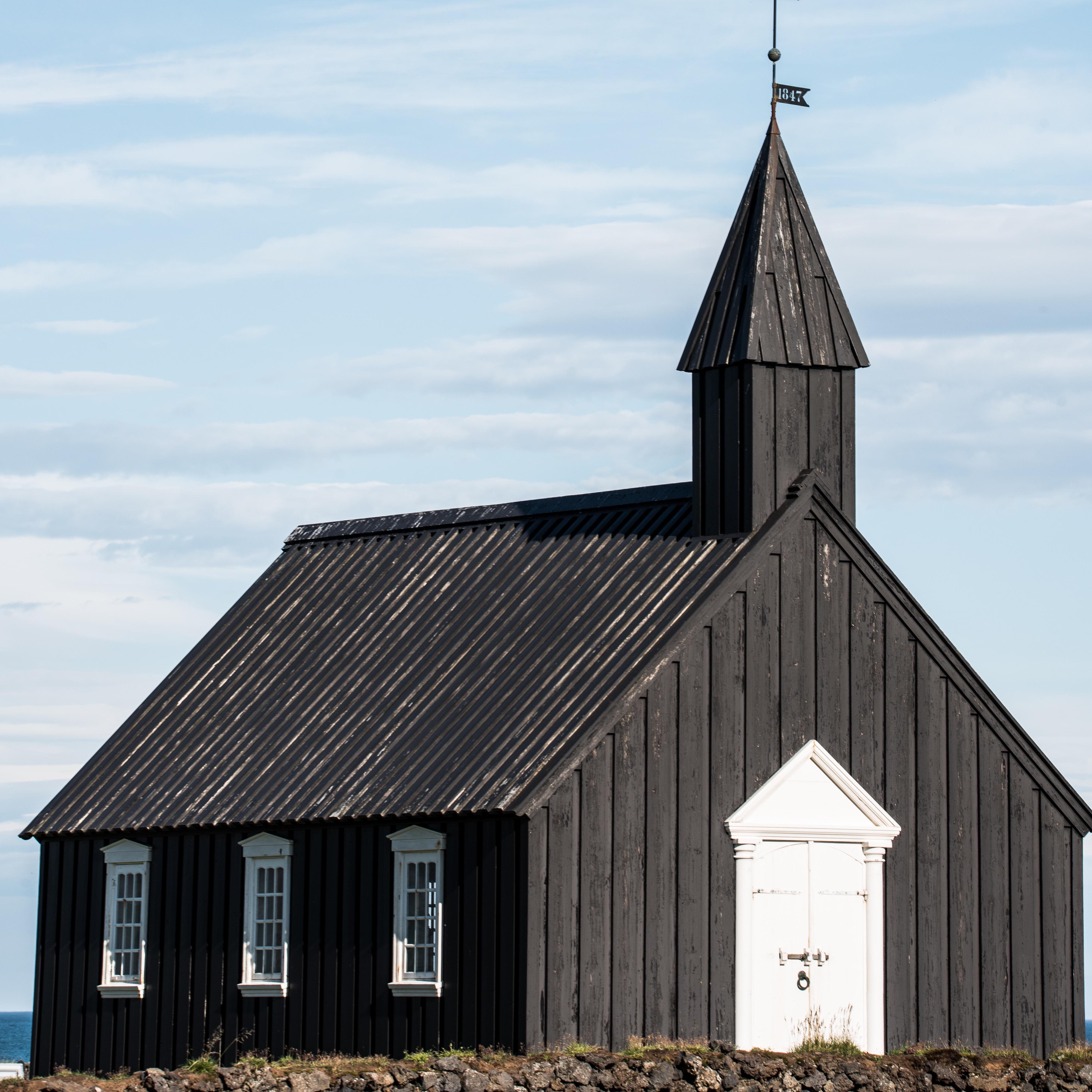 Budir Church, Iceland