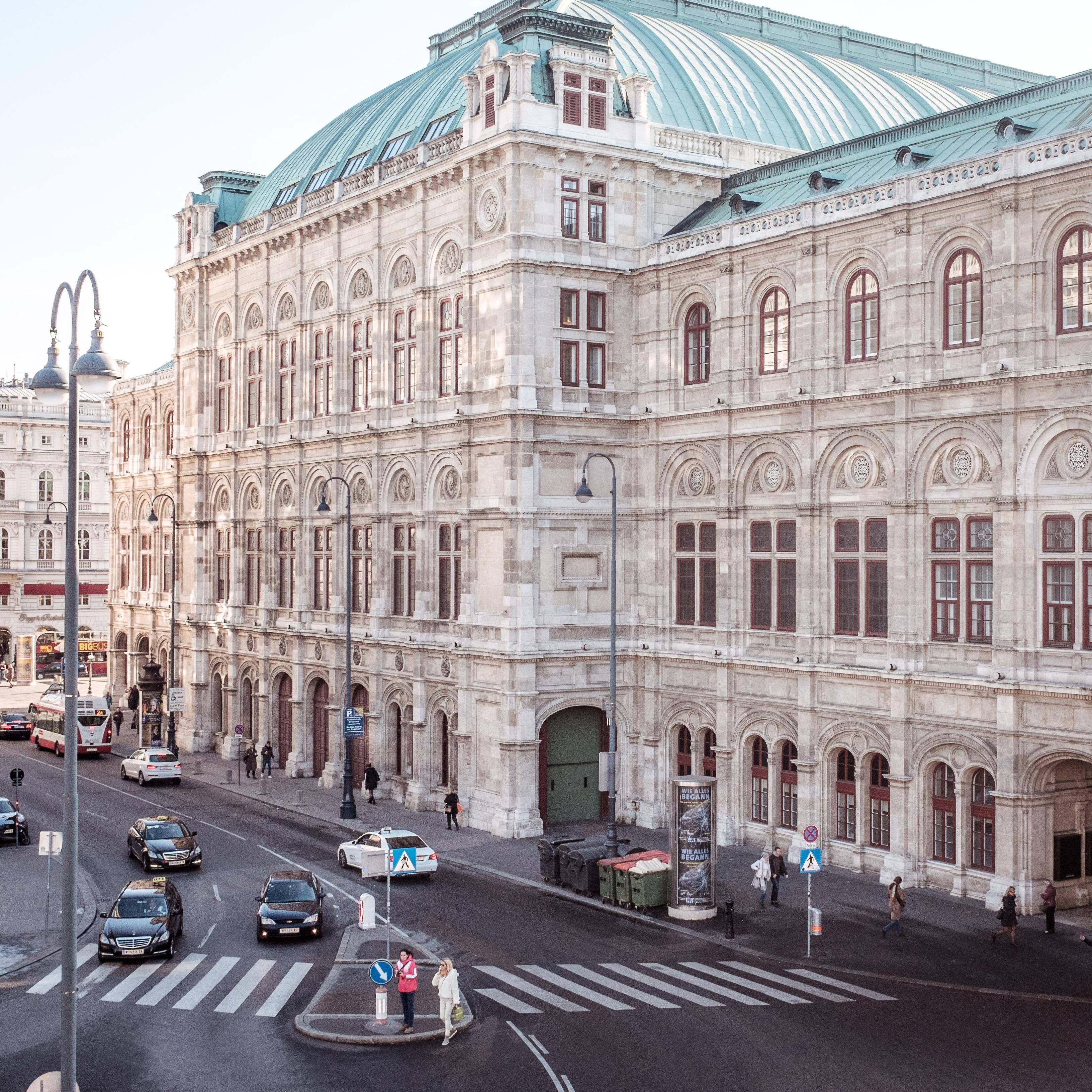 Oper, Vienna, Austria