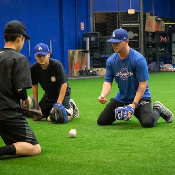 Sports training Dodgers training academy