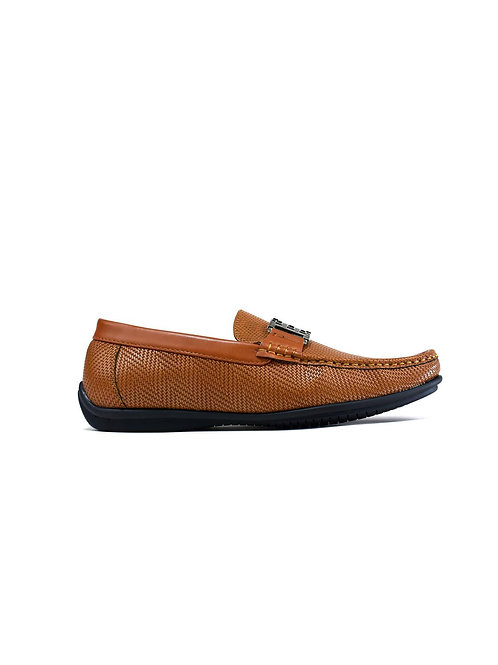 H Shoes Tan