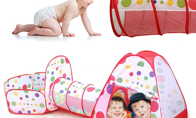 Ball Pool for Ocean Ball Play Soft Outdoor Fun Sports Tent