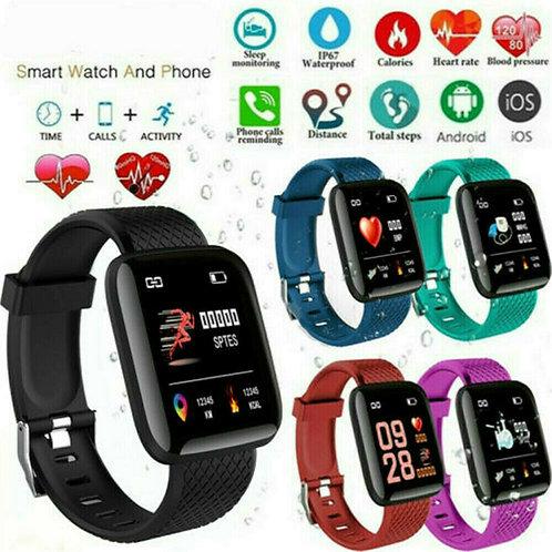 Waterproof Smart Watch Kit blood pressure walking