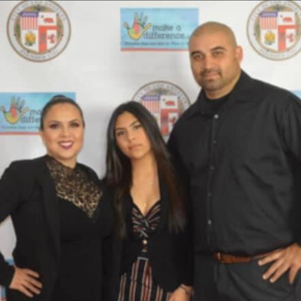 Sal Chavoya and Family