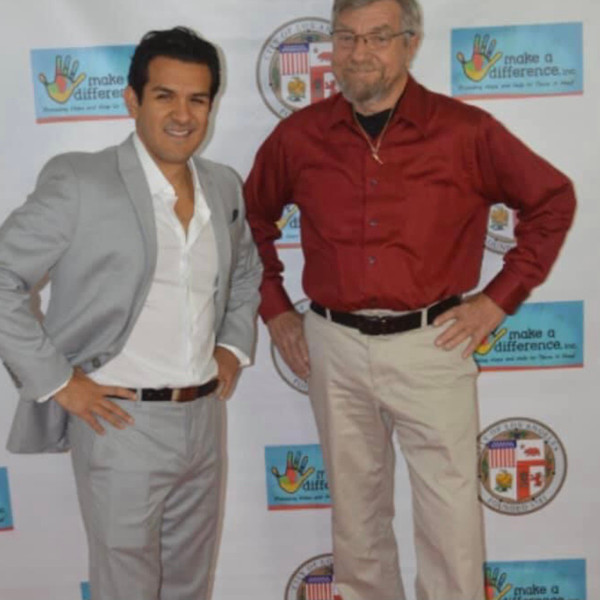 Ambassador Actor Frankie Madril