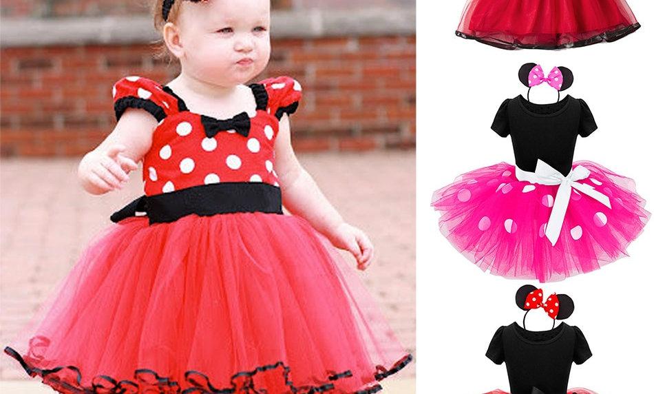 Toddler Children Party Birthday Ballet Clothes Princess Summer Dresses
