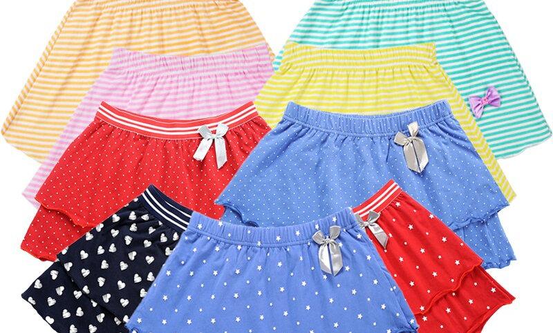 Bow Tutu Skirt Party Wear Baby Princess Clothing 1-16 Year