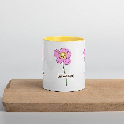 Be Joy and Bliss Mug