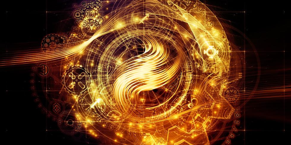 Seminar: Healing With Cosmic Alchemy