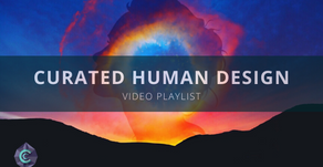 Human Design - Curated Video Playlist