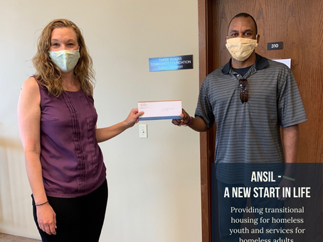 ANSIL receives grant from Three Rivers Community Foundation