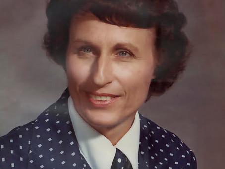 Peggy Jean Reinert McAllister