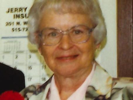 Doris Marie McBroom Avila