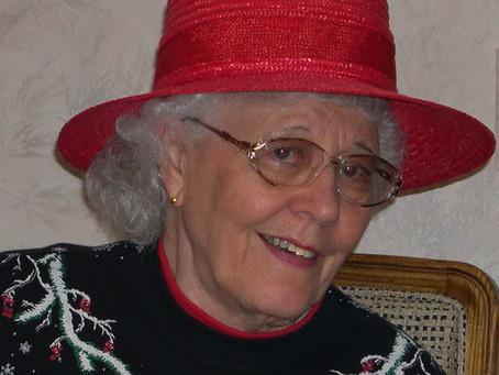 Mary Frances Pauk Worster
