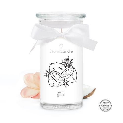 Jewel Candle - Bougie Bijou - Coco Bonito - Edition Swarovski   COSMABULLE
