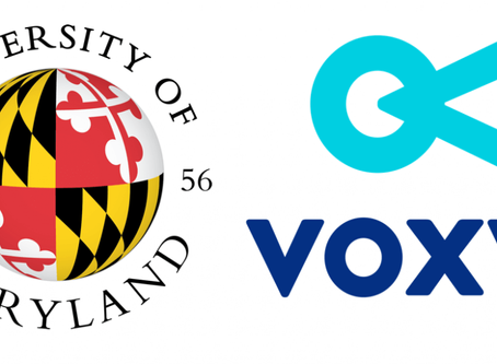 University of Maryland Partners with Voxy