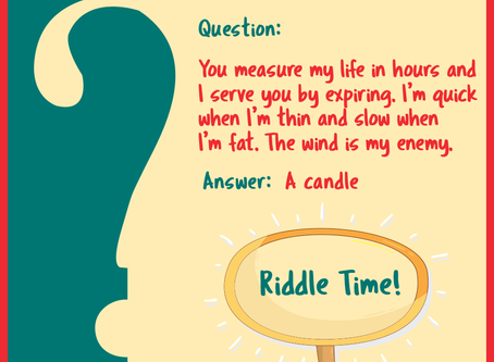 Riddle Time