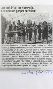 article LE DAUPHINE 20160811.jpg