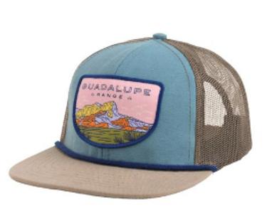 Guadalupe Range hat