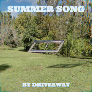 summer song by driveway