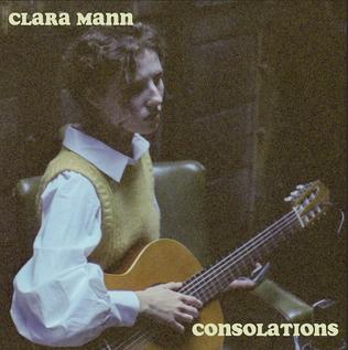 consolations ep by clara mann