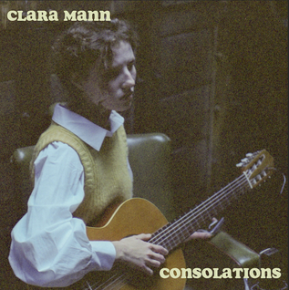 consolations ep by clara mann