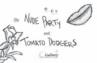 the nude party n tomato dodgers gallery