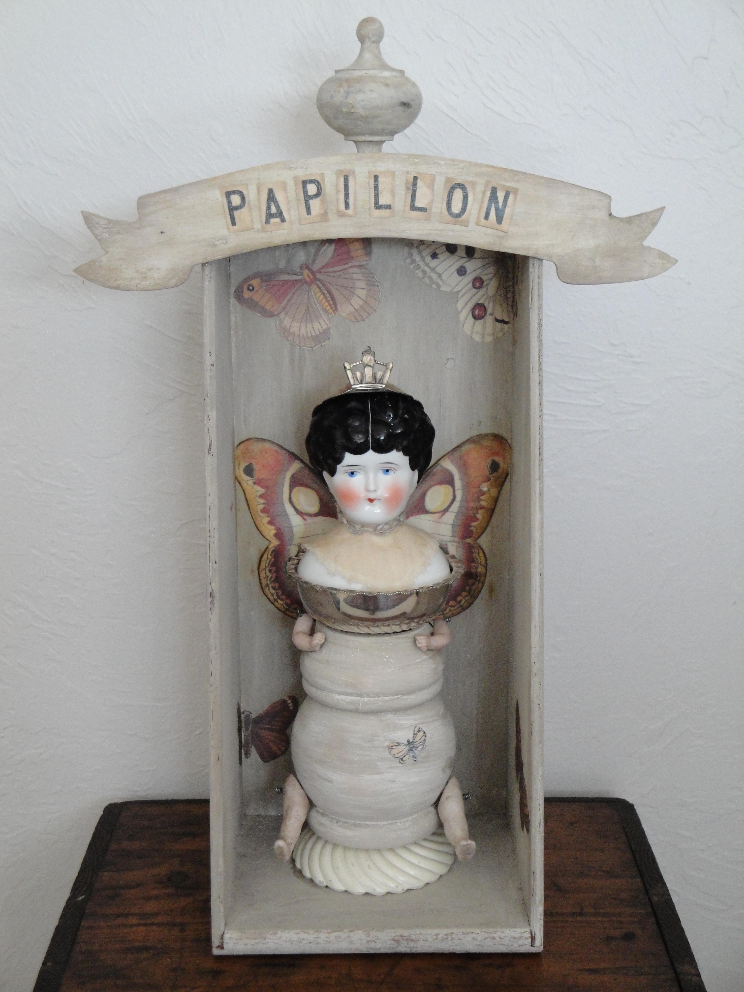 Papillon  (SOLD)