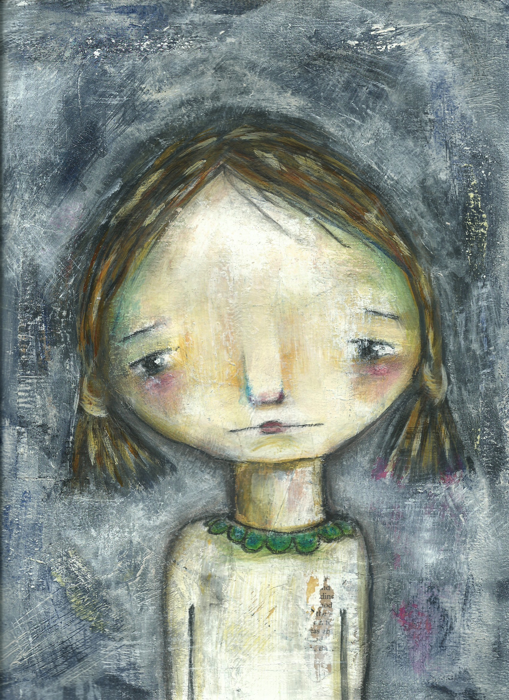 Primitive Girl