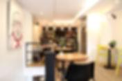 espace de co-working à Paris au coeur de l'île Saint-Louis chez Upper notre concept store.
