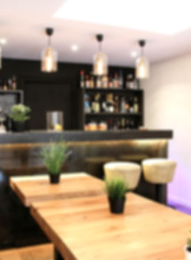 Espace café-bar