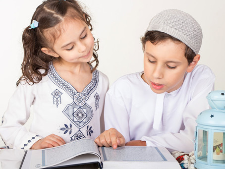 Fun Ramadan Activities for children and adults!