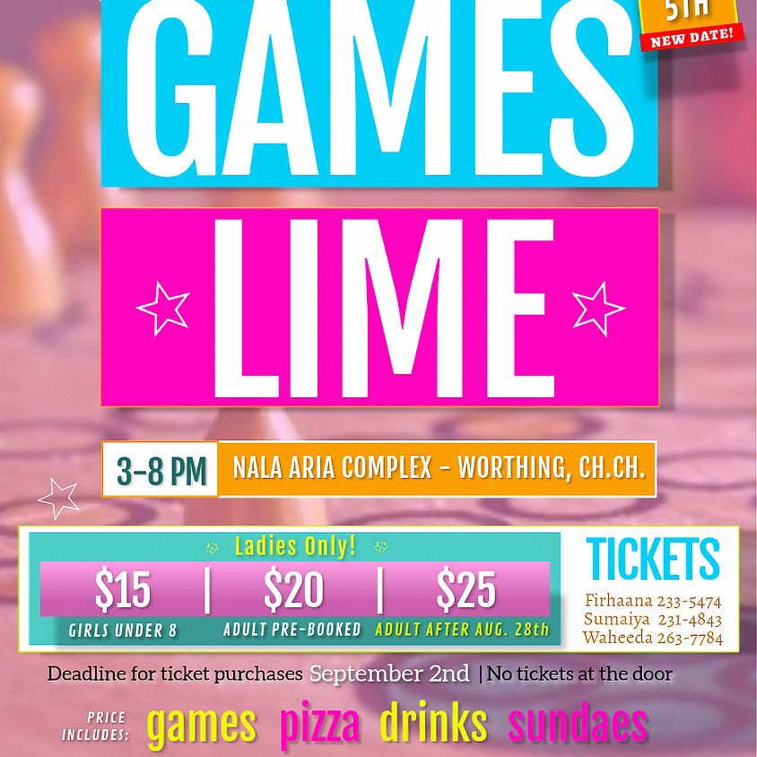 Games Lime