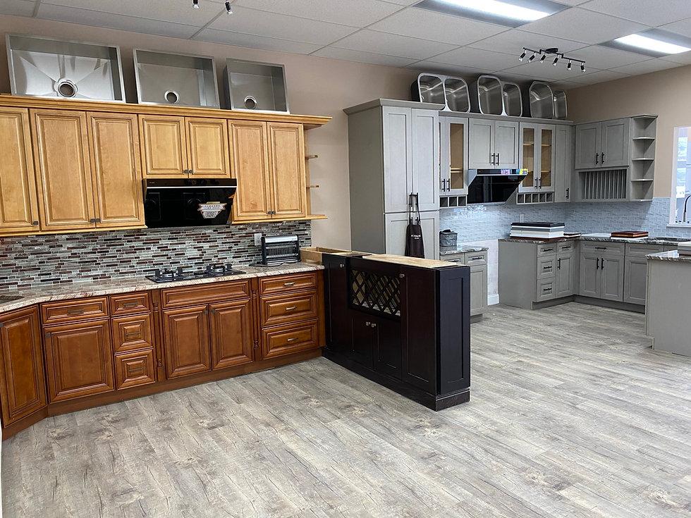 kitchen showroom